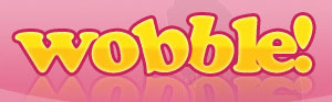 Wobble iphone app logo
